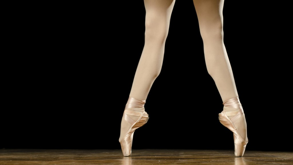 how to dance with your feet