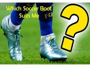 soccer boot